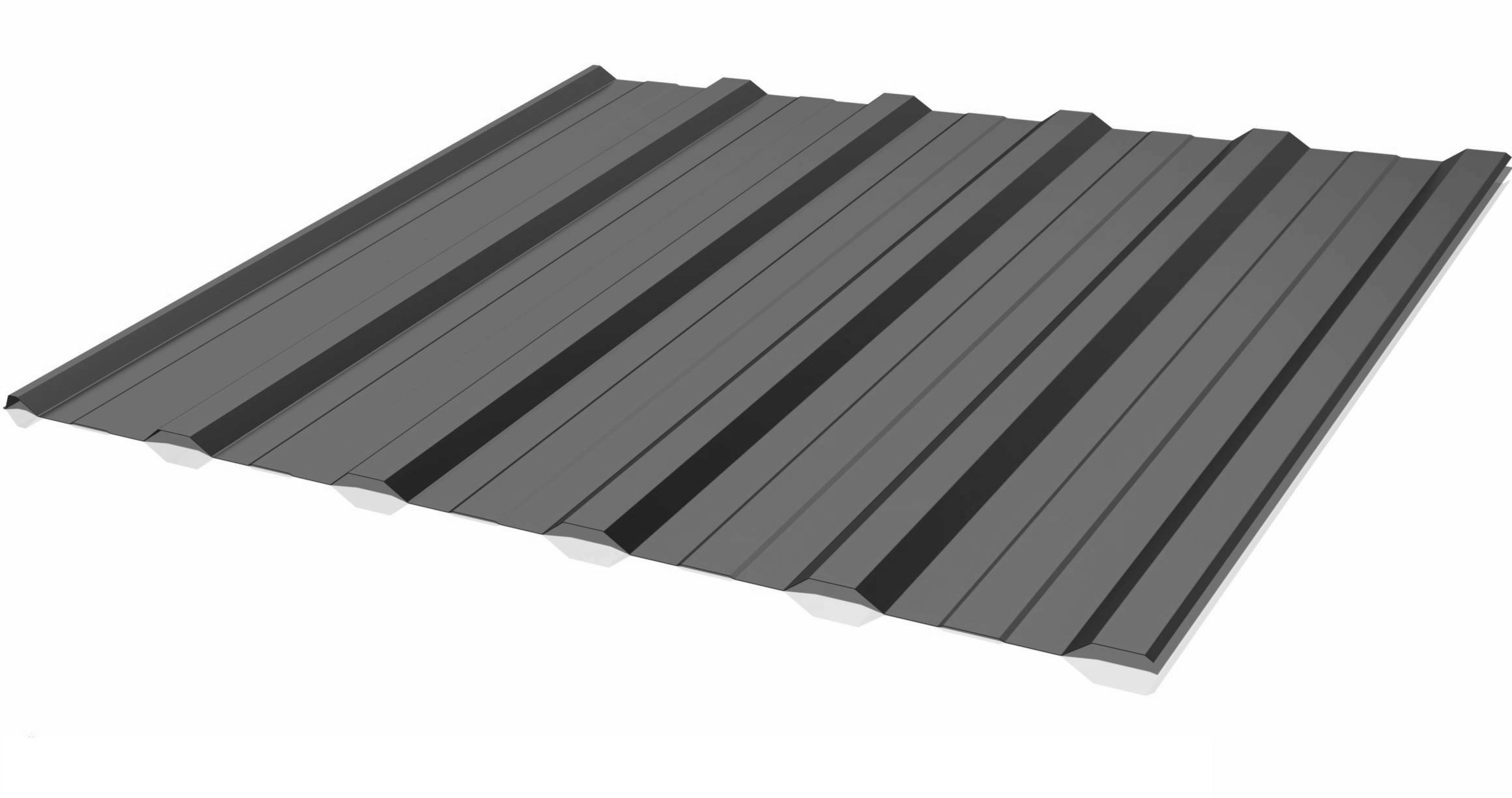 Blacha trapezowa TR 18    -    Profil dachowy